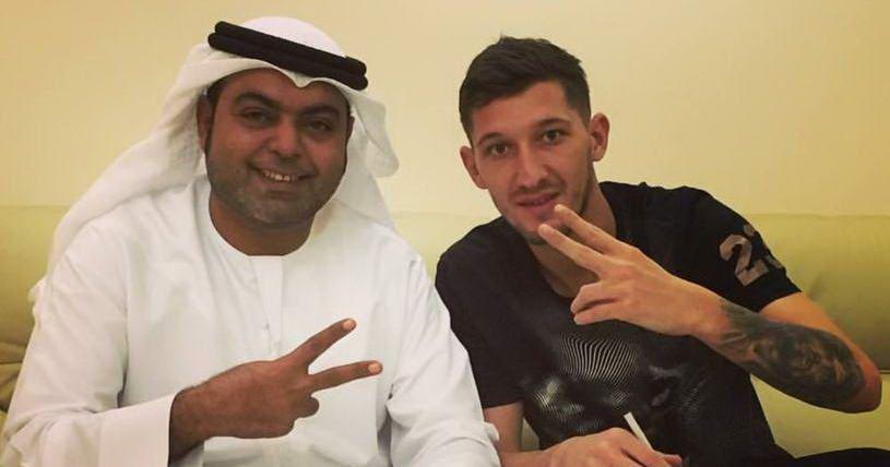 Mihai Costea si-a gasit echipa! Va juca in liga a doua din Emiratele Arabe Unite