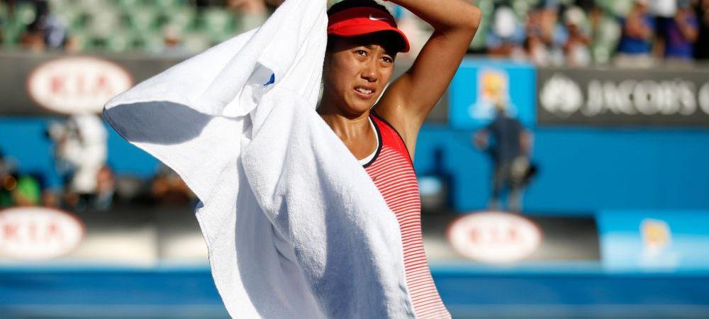 Turneul vietii pentru sportiva care a eliminat-o pe Halep. Zhang, ascensiune de 69 de locuri si posibila semifinala la Melbourne, la 27 de ani; Serena a spulberat-o pe Sharapova