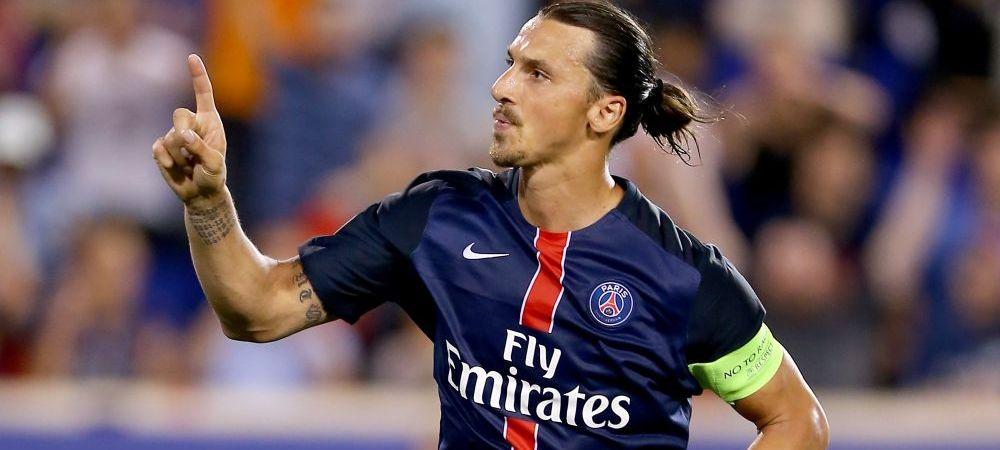 Asta inseamna sa fii Zlatan: Ibra nu si-a prelungit contractul cu PSG, dar tot a primit o marire de salariu. Cati bani va incasa pana la vara