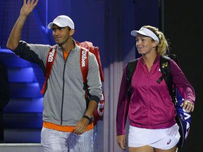 "Coco Vanderweghe, partenera lui Tecau in finala de la Australian Open: ""L-am cautat pe Google sa vad daca are pachetele inainte sa accept sa joc cu el"" :)"