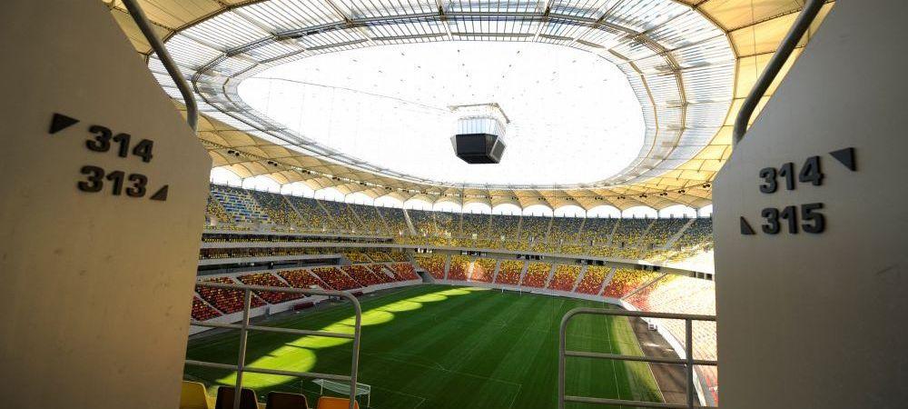 """""""Deocamdata, nu exista o solutie pentru National Arena!"""" Mesajul primariei Capitalei despre situatia incredibila cu cel mai mare stadion din Romania"""