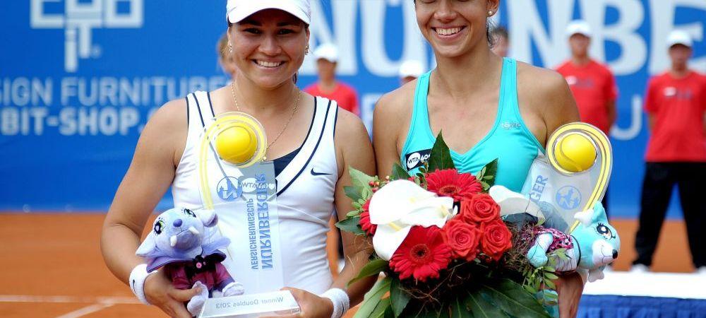 Stim echipa completa si finala a Romaniei pentru meciul de Fed Cup: accidentata, Irina Begu a fost inlocuita de Raluca Olaru, care va juca la dublu