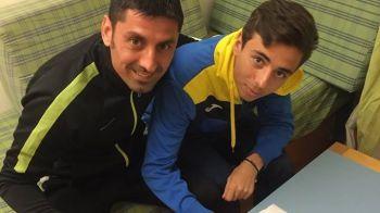 Patrick Petre si-a prelungit contractul cu Dinamo pana in 2021 si a ajuns in cantonamentul din Cipru. Mijlocasul a jucat ultimul meci oficial in septembrie 2015