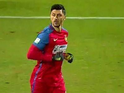 "Ce spune Ciprian Marica dupa ce a marcat primul gol in tricoul Stelei: atacantul, intr-o forma mai buna. Marica: ""Nu eu l-am adus pe Gebhart"""