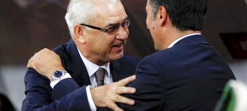 """Regret ca nu am avut jucatorii de la Steaua"" Iordanescu a ingropat securea razboiului cu Reghe: ""Il respect si il apreciez"""