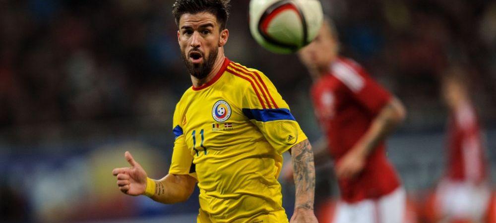 """Enache vrea la EURO din postura de jucator al Astrei: """"Eu nu stiu nimic despre Steaua acum, intrebati conducerea"""""""