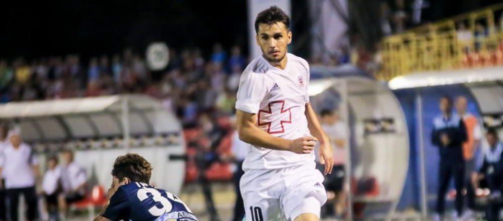 """Fostul """"Messi"""" al Stelei a ajuns in Croatia! Florentin Matei se bate la titlu cu Dinamo Zagreb si Hajduk!"""