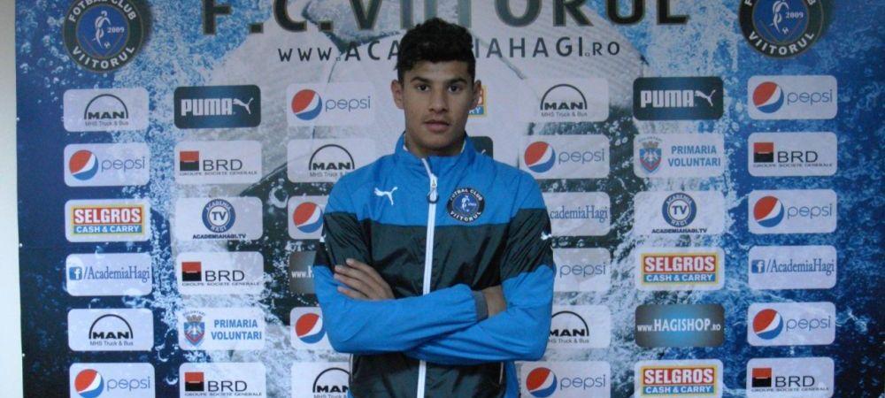 """L-a gasit pe """"noul Ianis"""" :) Florinel Coman a inscris un hat-trick cu FC Wase. Hagi s-a decis ce jucatori trimite la Voluntari"""