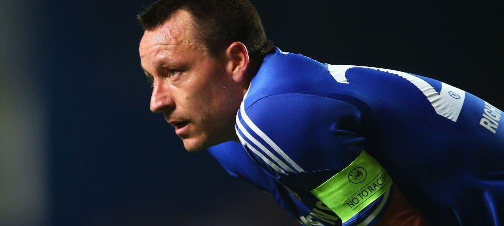 Final de EPOCA la Chelsea! John Terry pleaca din club dupa 21 de ani! Urmatoarea destinatie
