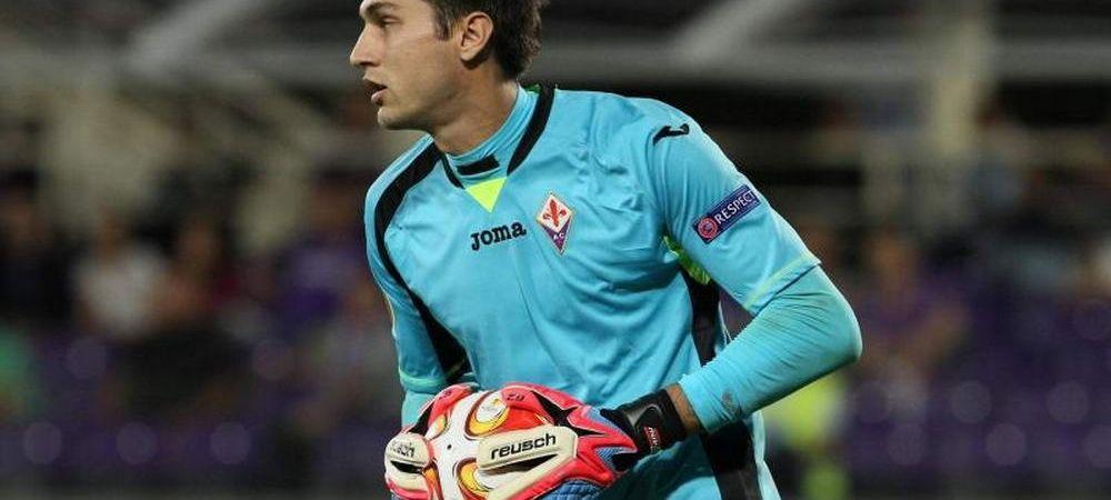 Veste proasta pentru Tatarusanu! Fiorentina s-a inteles cu portarul nationalei Italiei! Transfer spectaculos reusit de italieni