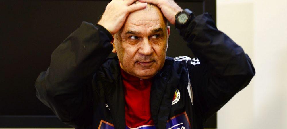 Iordanescu este in continuare suparat pe stelisti, insa are o problema: Silviu Lung si Gaman s-au accidentat. Ce spune despre jocul cu Zimbru