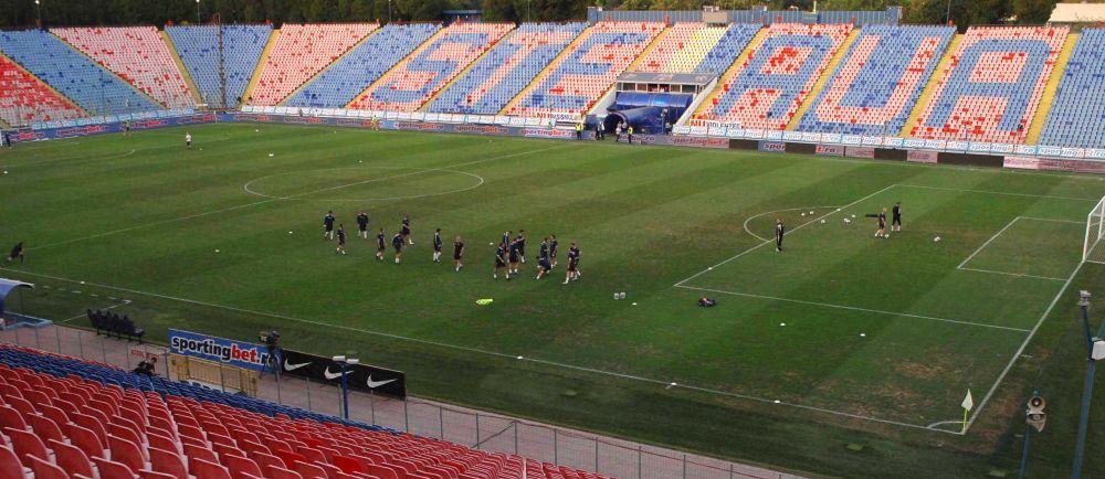 Dezvaluiri incredibile facute de Gigi Becali: Cum a ajuns stadionul Ghencea sa valoreze 60 de milioane de euro din pix