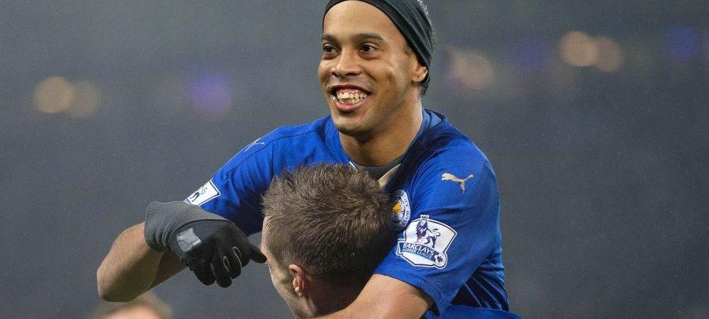 "Oferta incredibila refuzata de Ronaldinho: ""Astept banii din China, imi pare rau!"" Ce echipa il voia pentru titlu in Anglia"