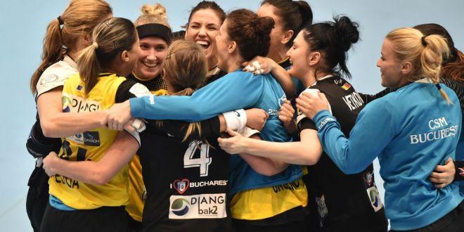 CSM Bucuresti, invinsa clar la Gyor! Cum sta in grupa din Champions League inaintea meciului cu Vardar