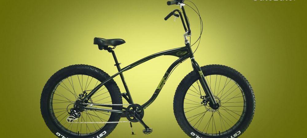 (P) Atelierele Pegas prezinta Noul Pegas Cutezator, primul Fat Bike din gama Pegas