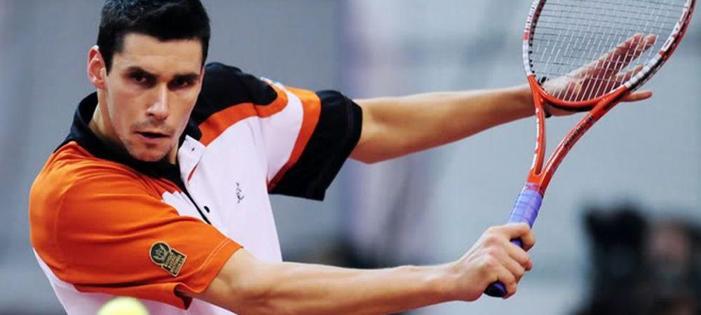 Cea mai mare umilinta din istoria tenisului romanesc? Victor Hanescu a fost batut de locul 1223 in clasamentul ATP! Ce cota avea