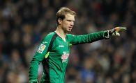 Arlauskis s-a rupt dupa 8 goluri in 98 de minute. Inceput dezastruos pentru lituanian la Espanyol: va lipsi de pe teren o luna