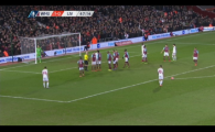 Gol minunat dupa schema lui Ronaldinho! Cum a inscris Coutinho pentru Liverpool din lovitura libera VIDEO