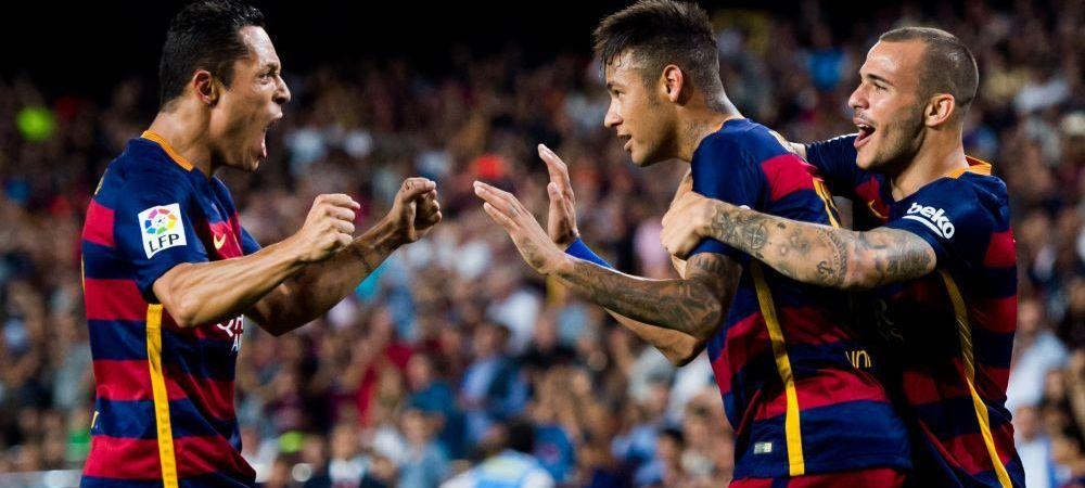 Barcelona lui Enrique, Messi, Suarez si Neymar scrie istorie: record in cei 117 de ani existenta! Catalanii traverseaza cea mai lunga serie de invincibilitate