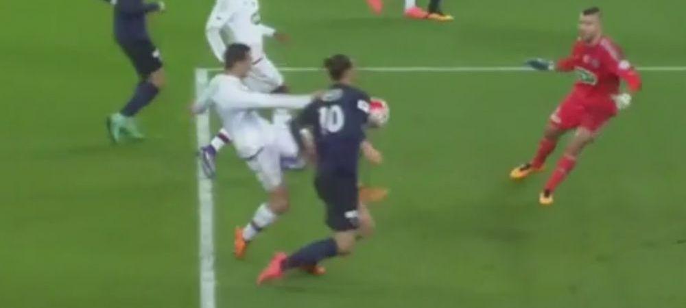 Record fantastic pentru Zlatan! 32 de goluri in ultimele 31 de meciuri, la 34 de ani! Ultima bijuterie a fost cu PIEPTUL. VIDEO
