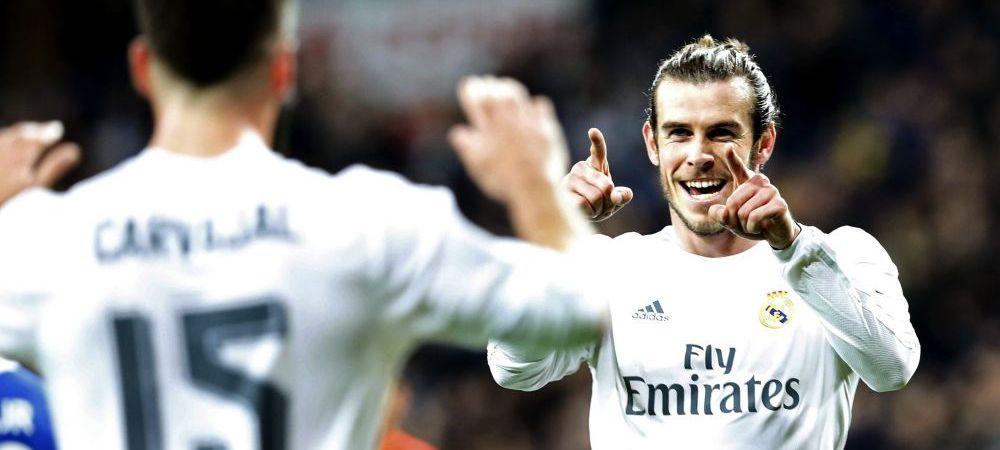 Cel mai scump transfer ratat? Cum a ajuns Real Madrid sa plateasca 750.000 euro pentru fiecare meci al lui Gareth Bale