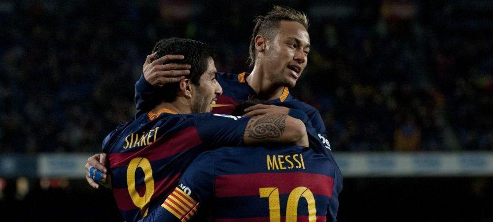 Salt fabulos in topul salariilor de la Barcelona! De pe ultimul loc ajunge LANGA MESSI din sezonul viitor