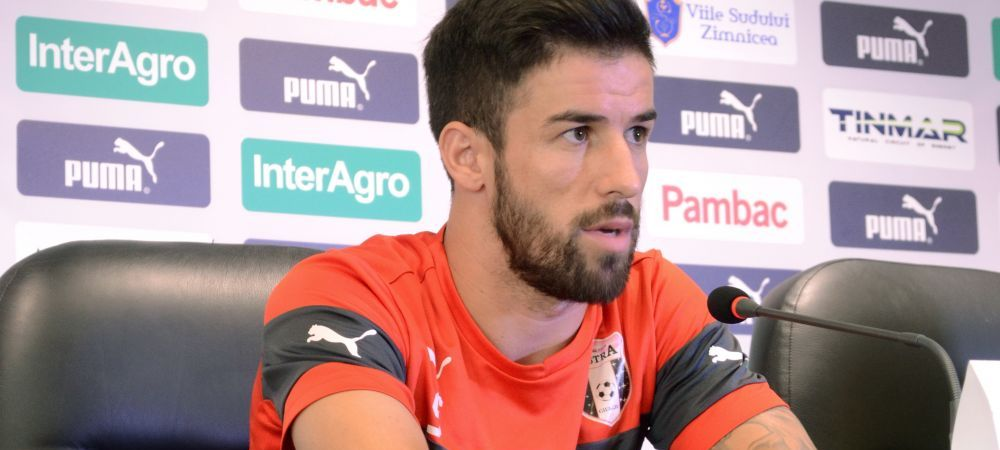 """Transferul lui Enache la Steaua se poate face chiar in aceasta iarna. Sumudica ii anunta pe stelisti: """"Daca il vreti atat de mult, faceti oferta"""""""