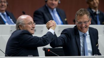 """Inca un soc la FIFA: 12 ani de suspendare pentru """"mana dreapta"""" a lui Blatter! Valcke ar fi vrut sa vanda ilegal drepturile TV pentru CM 2018 si 2022"""