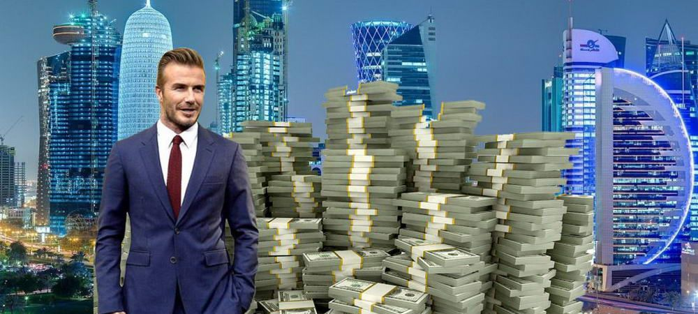 FABULOS! Beckham a dat lovitura! A vandut o echipa care nu exista cu 100 de milioane de dolari!