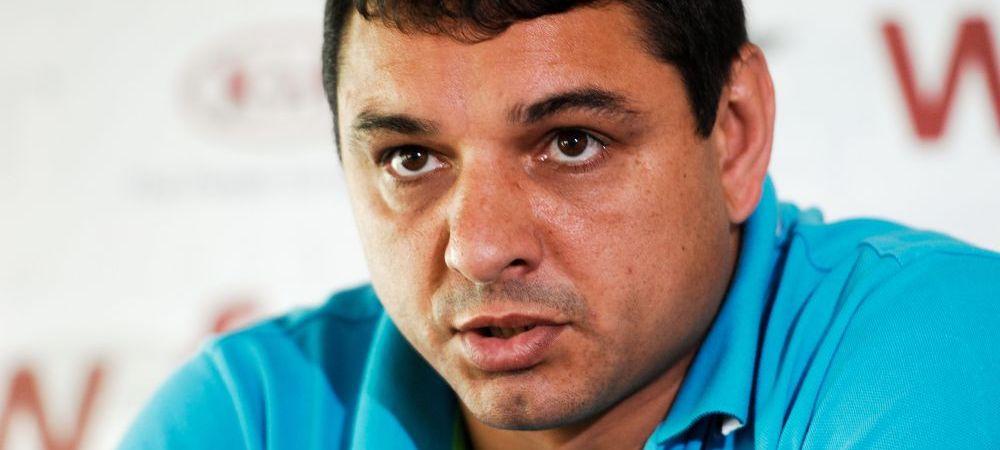 """""""Nea' Gigi, sa va pregatiti"""". Ionel Ganea a debutat cu victorie la Voluntari si se gandeste deja la meciul cu Steaua. Cum vede lupta pentru salvare"""
