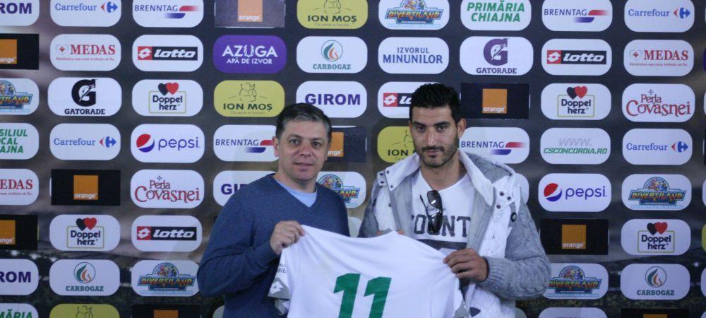 Surpriza uriasa! Cu ce echipa din Liga I a semnat Hamza