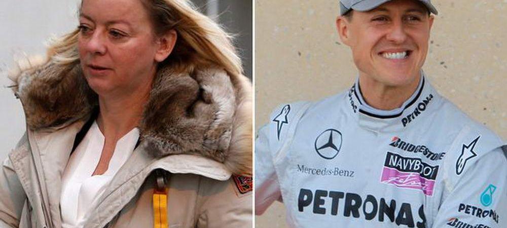 Informatii OFICIALE despre starea lui Schumacher! Purtatoarea de cuvant a fostului pilot rupe tacerea dupa mai multe luni