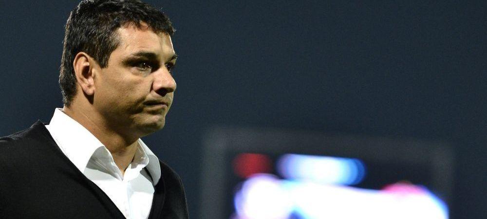 'Ganea face cum zice conducerea! Stelistii NU intra in teren!' Anuntul lui Dragomir inainte de Voluntari - Steaua