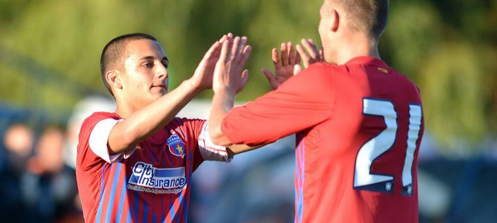 Steaua a mai cedat azi un jucator! Tanarul Tarnovan a ajuns in liga a doua! Unde a fost imprumutat