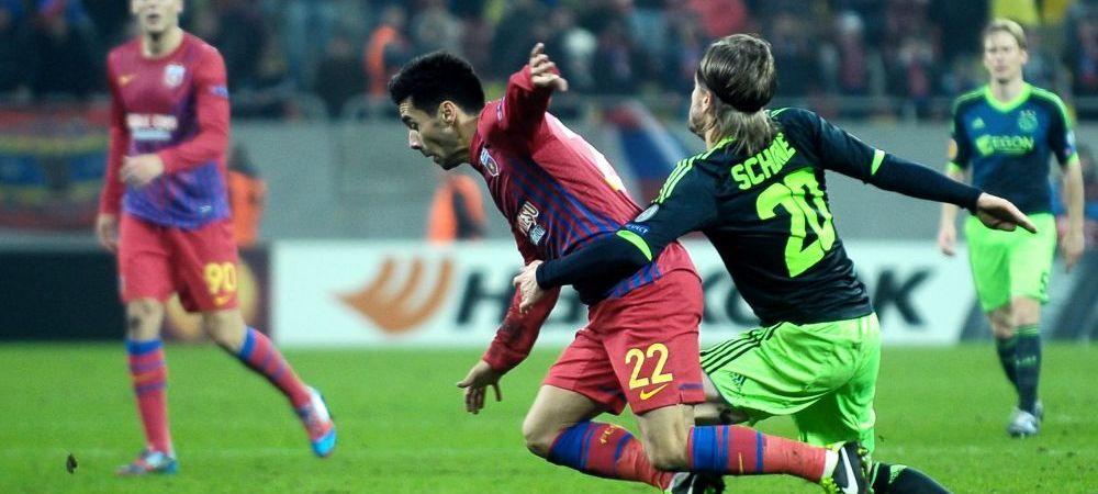 Oficial. Dupa Alcenat, Steaua a mai cedat doi jucatori sub forma de imprumut: Parvulescu, cedat la o rivala din Liga I cu pretentii de Play Off