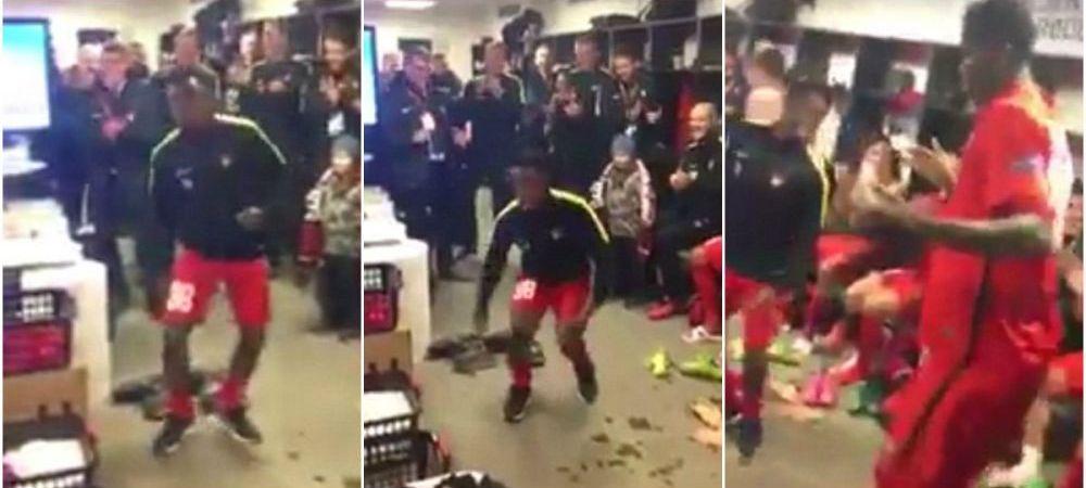 "Cvasianonimii care au batut-o pe United au facut show in vestiar. Jucatori transferati ""pe nevazute"", acum cotati la milioane bune | VIDEO"