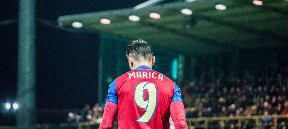 """""""Cu mine ar fi ajuns un jucator mare"""" Mircea Lucescu vorbeste despre apusul carierei lui Marica in tricoul Stelei"""