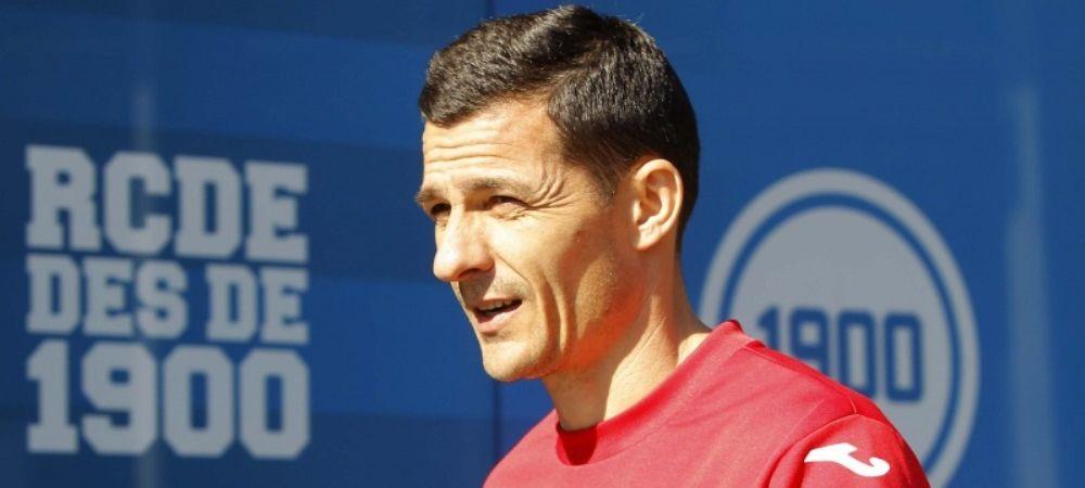 Ultima sansa pentru Galca? Mesajul antrenorului roman inaintea meciului de foc cu Deportivo. VIDEO