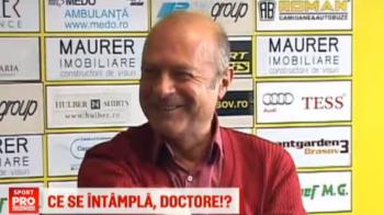 "Medicul echipei a adus investitori italieni si ramane la club, dar in functia de presedinte: ""O sa salvez FC Brasov!"""