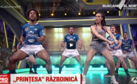 Imagini nebune cu iubita lui Sergio Ramos, in emisiunea pe care o prezinta in Spania :) VIDEO