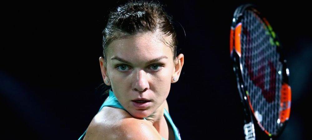 Cum arata traseul Simonei Halep la Doha! Poate da peste Wozniacki in turul al treilea si Niculescu in semifinale