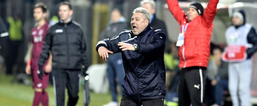 'Bai, FCSBisti, FCSPisti, Enache a plecat ca asa a vrut Sumudica!' Explicatia lui Sumudica pentru ultimul transfer al Stelei