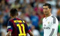 """Neymar surprinde pe toata lumea: """"E unic in lume! Ar fi grozav daca Cristiano Ronaldo ar juca la Barcelona!"""""""