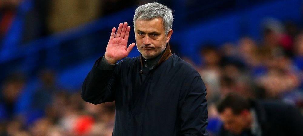 """""""Mourinho il va inlocui pe Van Gaal la Manchester United!"""" Mutarea s-ar putea face in urmatoarele saptamani"""