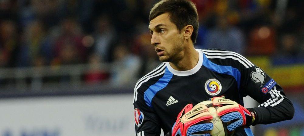 """""""Daca vreau sa ma intorc la Steaua?"""" Raspunsul surpriza dat de Tatarusanu in Corriere dello Sport"""