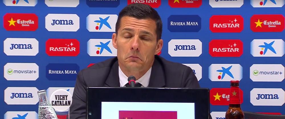 Raspunsul lui Galca a starnit MII de comentarii la Barcelona! Ce l-a facut sa aiba aceasta reactie la conferinta de presa