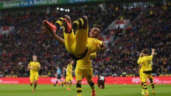 DECIZIE BOMBA in Germania! Arbitrul de la Leverkusen - Dortmund a PLECAT nervos de pe teren! De ce a fost meciul intrerupt