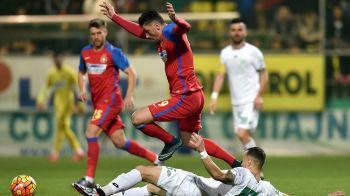 Lovitura de teatru in Stefan cel Mare! Steaua, ucisa de Kone in ultimele 5 minute: Voluntari 3-1 Steaua