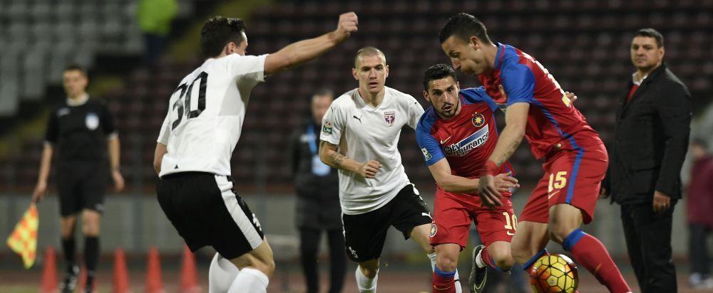 "'Am jucat numai in lateral. Kone nu marca golurile alea daca ne aparam ca o echipa care se respecta!"" Ce spune Reghe de Marica"