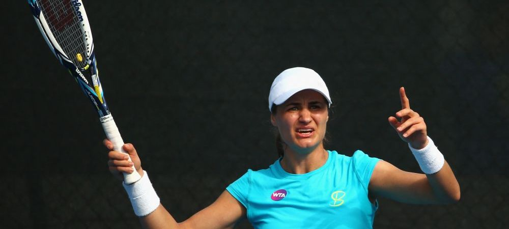Monica Niculescu, invinsa in optimi de Radwanska: 7-5, 6-1! Romanca a avut avantaj de 3 game-uri in primul set, apoi a cedat in fata polonezei